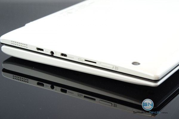MicroUSB, MicroHDMI, MicroSD, Klinke, Windows Home - Toshiba Click MIni .- SmartTechNews
