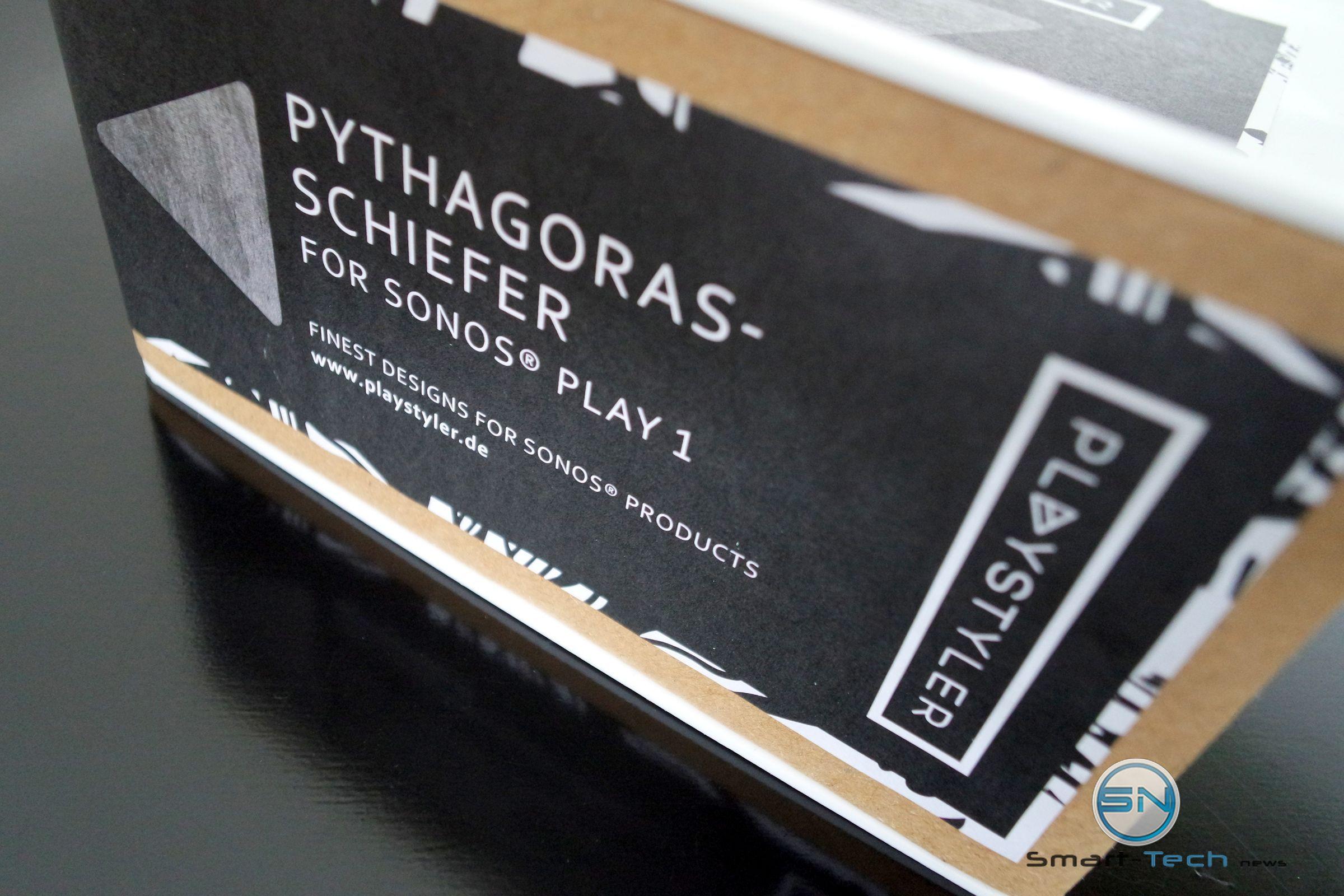 Playstyler für Sonos Play 1 im Design-Test