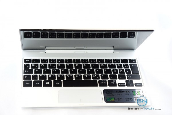 Tastatur Layout - Toshiba Click Mini - SmartTechNews