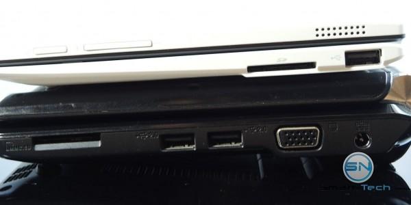 Toshiba Click Mini vs. Asus EeePC 901go Rechts - SmartTechNews