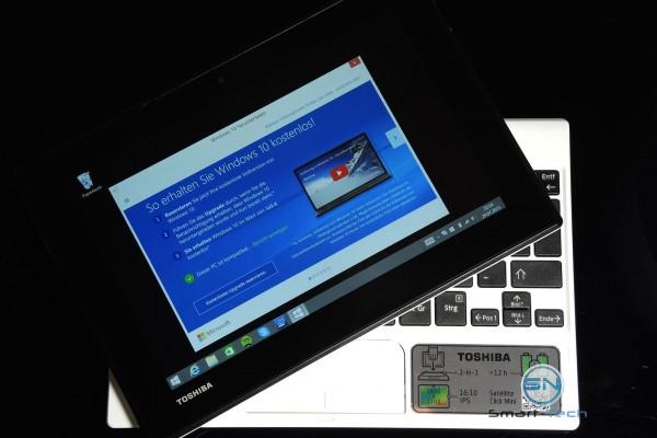 Upgrade Windows 10 - Toshiba Click Mini - SmartTechNews 1