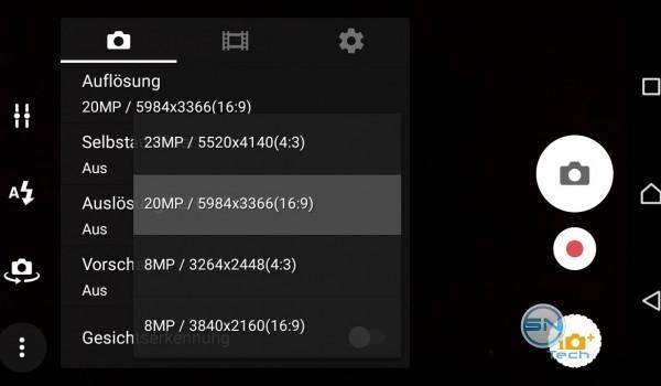 Format 16zu9 mit 20MP - Sony Xperia Z5 Compact - SmartTechNews