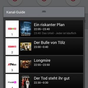 Peel Smart Remote - HTC One M9 - SmartTechNews 14