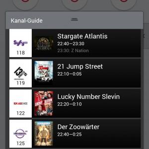 Peel Smart Remote - HTC One M9 - SmartTechNews 16
