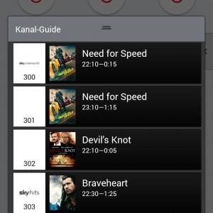 Peel Smart Remote - HTC One M9 - SmartTechNews 17