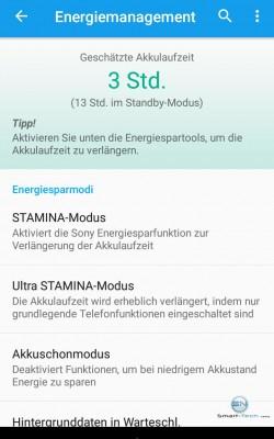 Staminia Modus 2 - Sony Xperia Z5 Compact - SmartTechNews