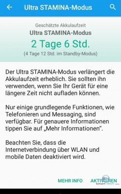 Staminia Modus 3 - Sony Xperia Z5 Compact - SmartTechNews