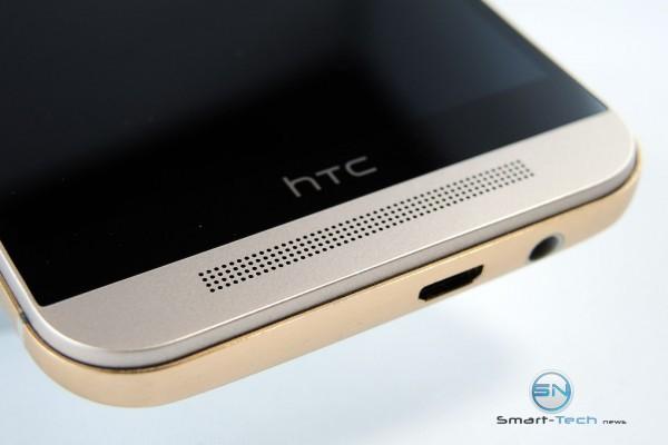 Unterseite - HTC One M9 - SmartTechNews