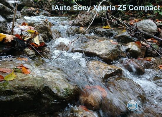 Wasser - Sony Xperia z5 Comapct - SmartTechNews