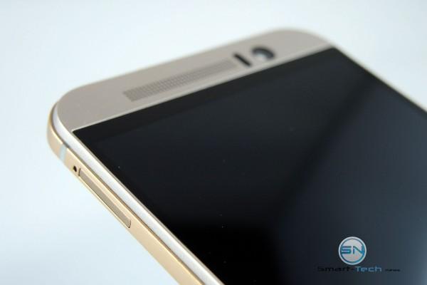 linke Seite USIM Schacht - - HTC One M9 - SmartTechNews