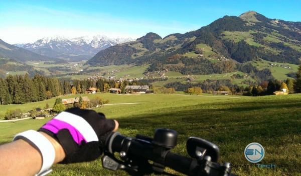 Bike Tour - Sony SmartBand 2 - SmartTechNews