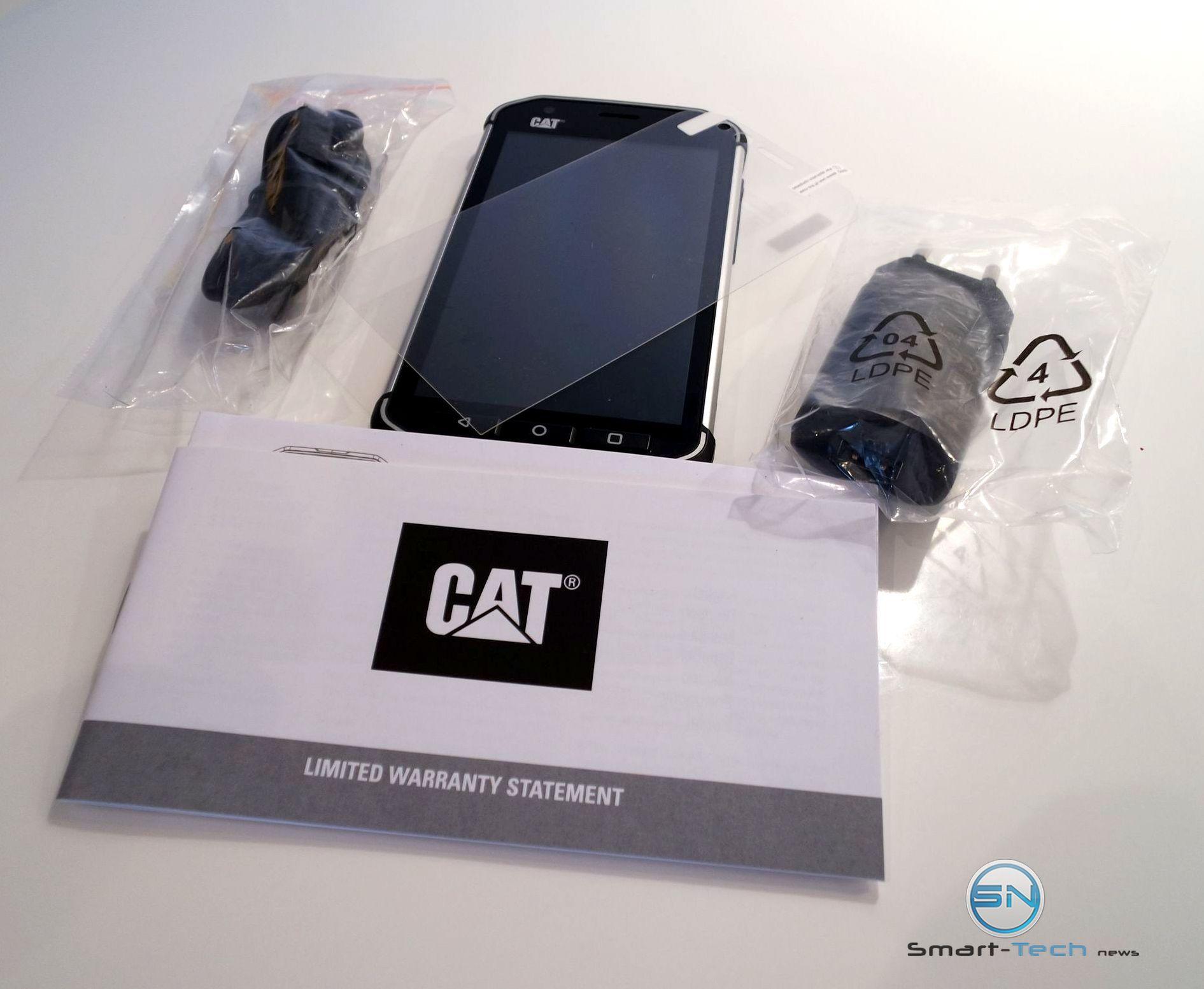 CAT S40 – im Alltagstest