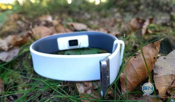 Verschluss - Sony SmartBand 2 - SmartTechNews