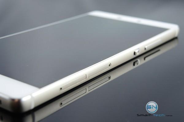 Bedienelemente - Huawei P8 - SmartTechNews