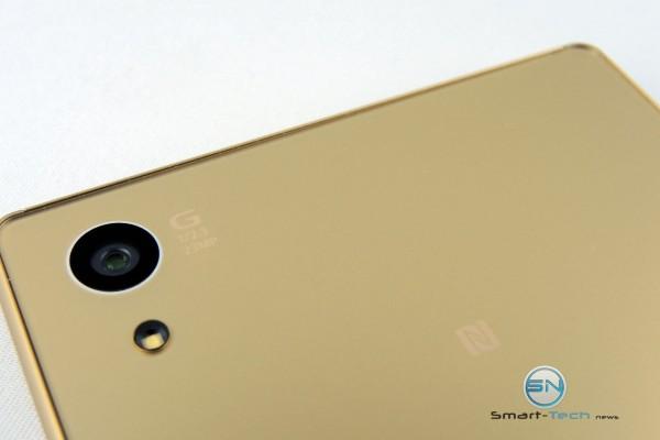 Kamera NFC - Sony Xperia Z5 - SmartTechNews