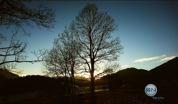 Sonnenuntergang Modus - Sony Xperia Z5 - SmartTechNews
