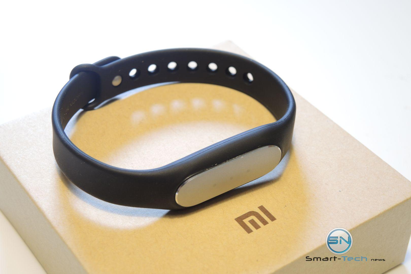 Xiaomi MiBand 1s – Sport SmartBand mit Puls und Schlaftracking