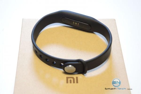 Verschluss - Xiaomi Mi Band 1S - SmartTechNews