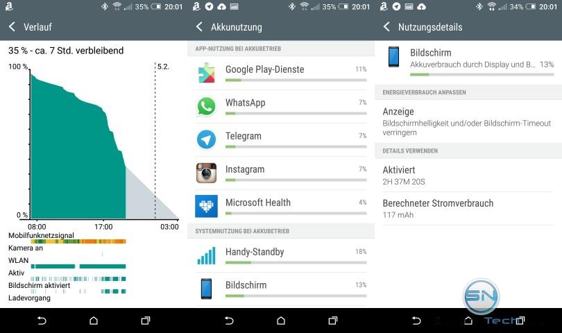Akku - HTC One A9 - SmartTechNews