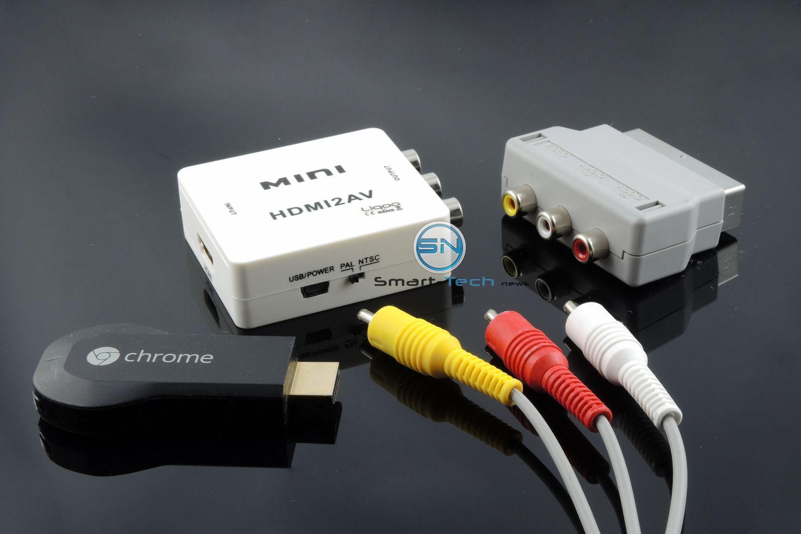 streaming ohne hdmi composite kabel konverter smart tech news. Black Bedroom Furniture Sets. Home Design Ideas