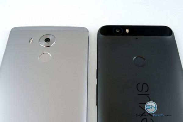 Kamera HUA Mate 8 vs Nexus 6P - SmartTechNews