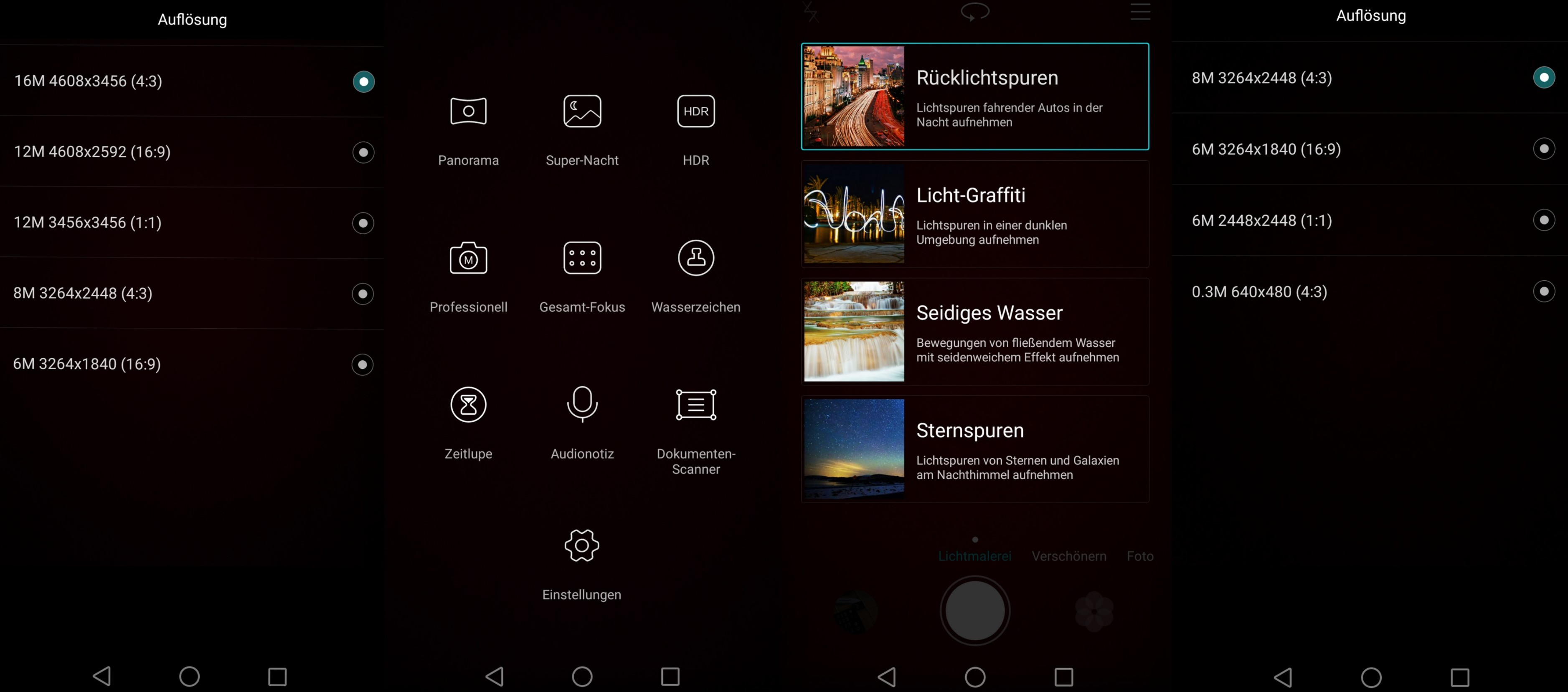 Kamera Huawei Mate 8 - SmartTechNews
