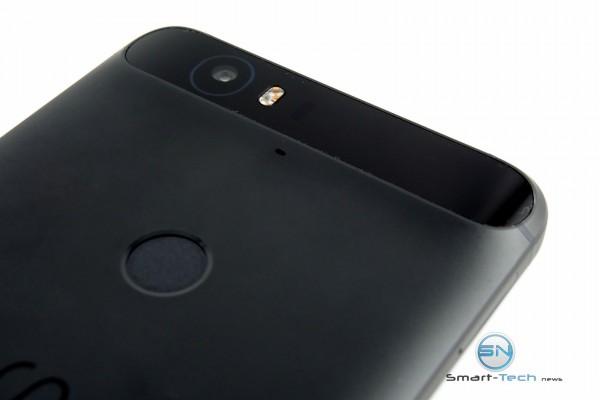 Kamera und Finger Scan - HUA Nexus 6P - SmartTechNews