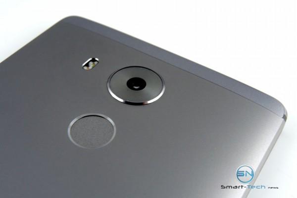 Kamera und Finger Scan - Huawei mate 8 - SmartTechNews