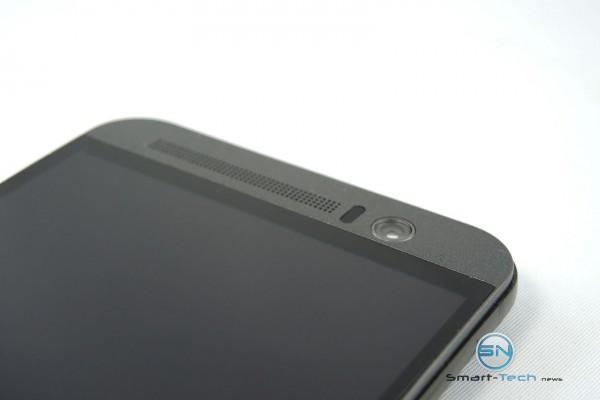 Lautsprecher - HTC One M9 plus - SmartTechNews