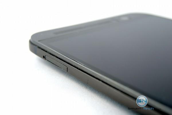 SD Erweiterung - HTC One M9 Plus - SmartTechNews