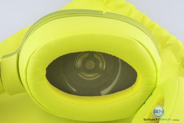 Uhrmuschel Sony Kopfhörer MDR-100AAP - SmartTechNews