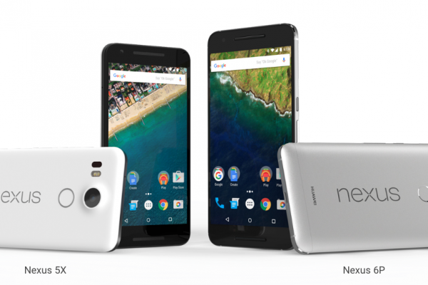 Nexus 5X und Nexus 6P - Google - SmartTechNews