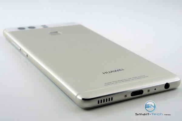 Rückseite Anschlüsse - Huawei P9 - SmartTechNews