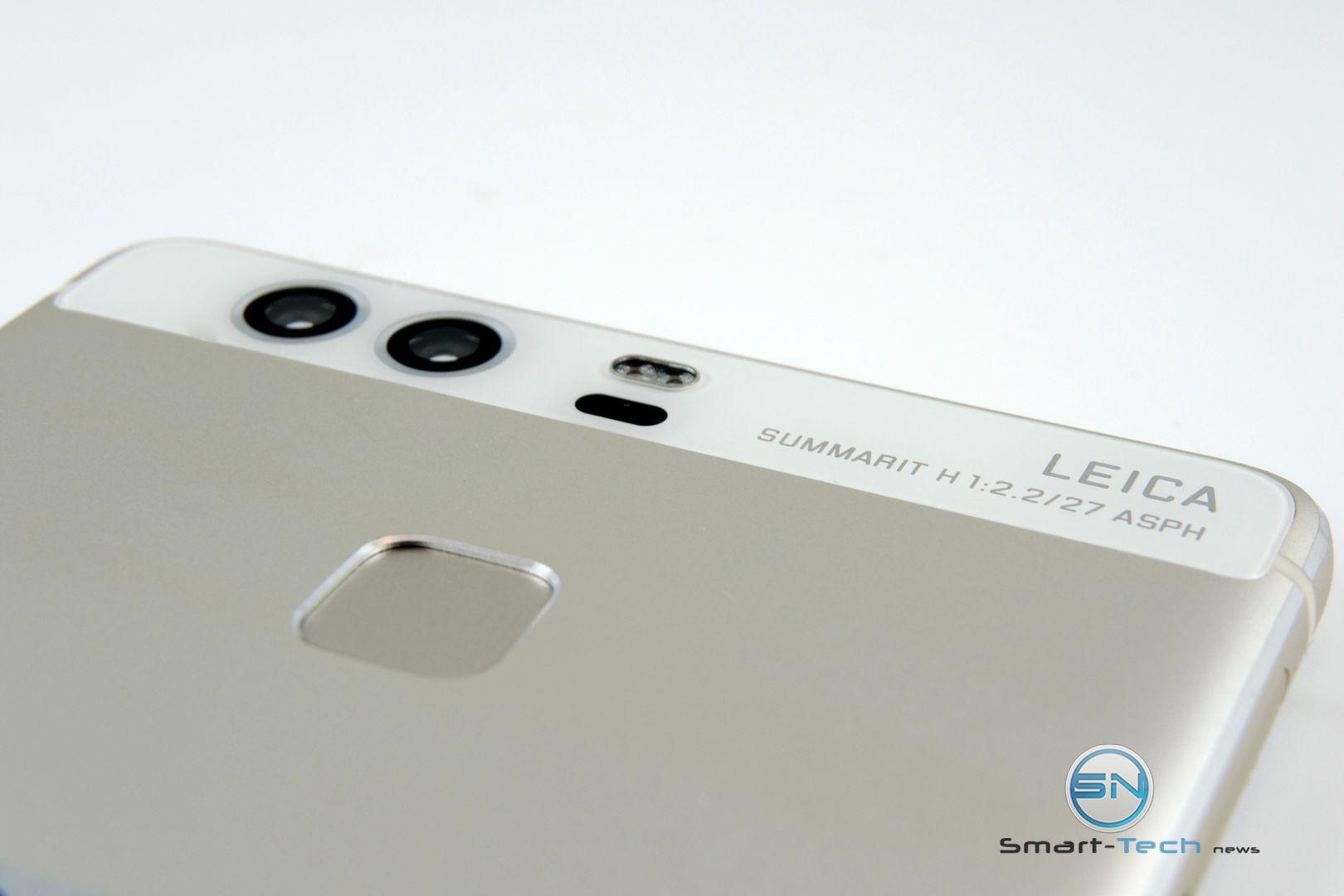Rückseite - Huawei P9 - SmartTechNews
