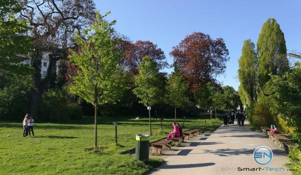 Wien Währinger Stadtpark - Huawei P9 - SmartTechNews