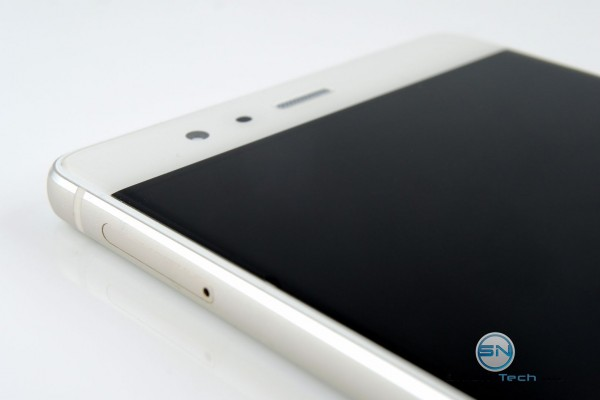 linke Seite SIM und MicroSD - Huawei P9 - SmartTechNews