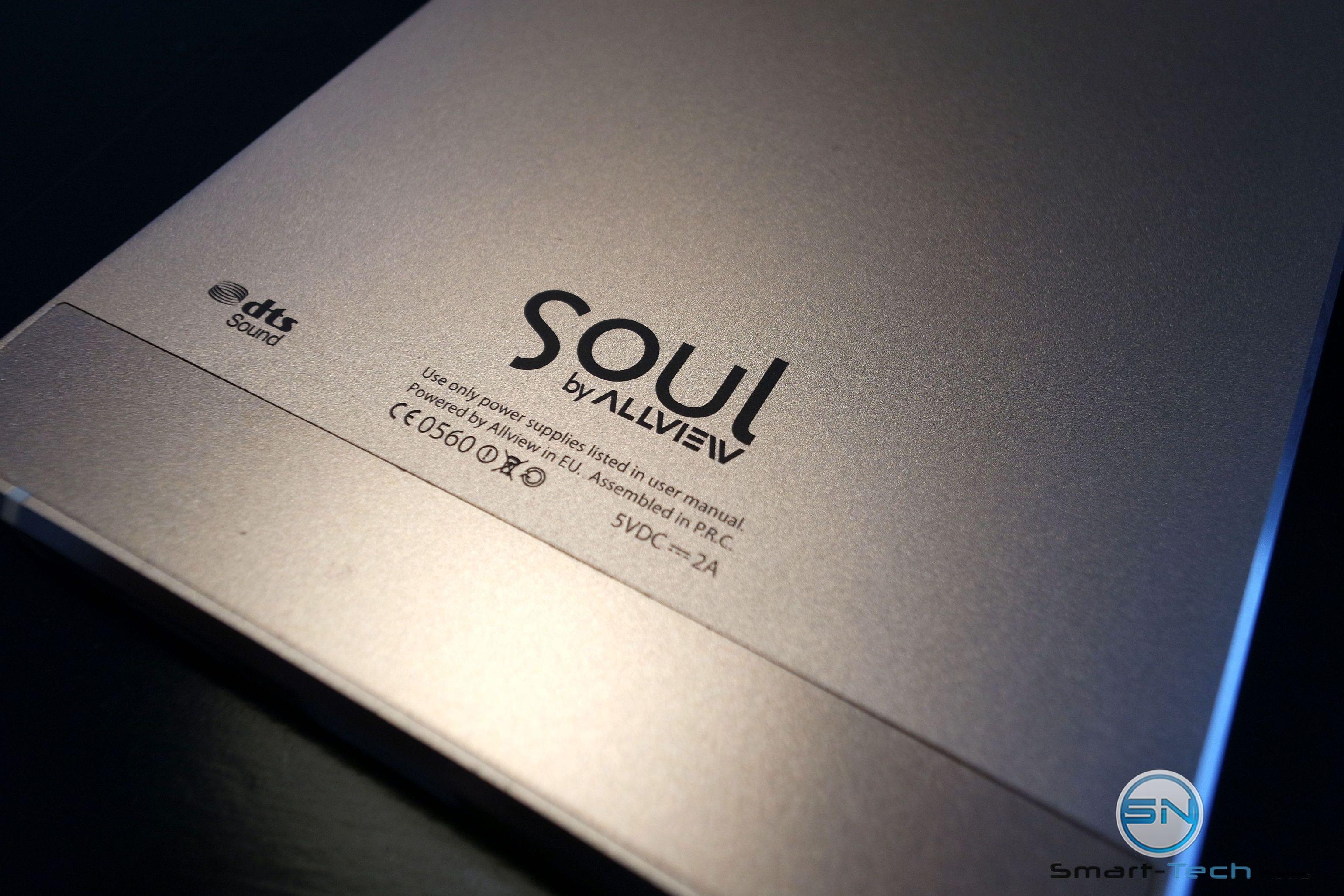 Allview X3 Soul – rumänisch – praktisch – gut