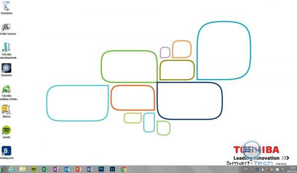 Desktop Toshiba Satellite Pro 15 Zoll