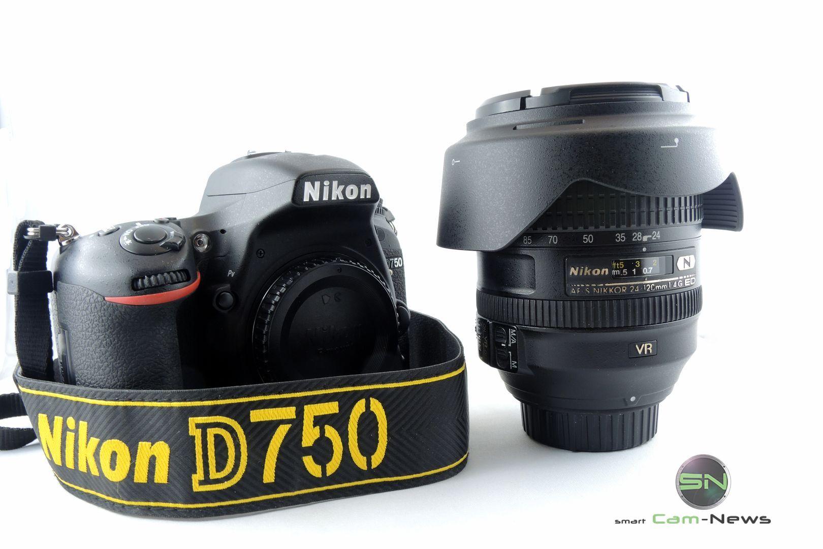 Reiseset - Nikon D750 Nikkor 24 120mm - SmartCamNews