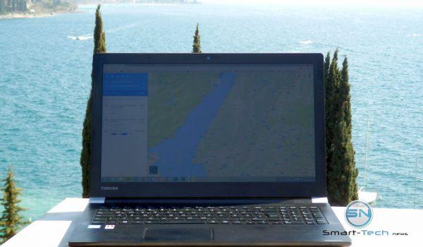 Toshiba Satellite Pro 50A-C-1G8 - Outdoor Gardasee - Sunset - SmartTechNews