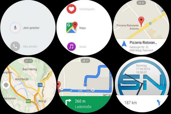 Google Maps - Huawei Watch - SmartTechNews