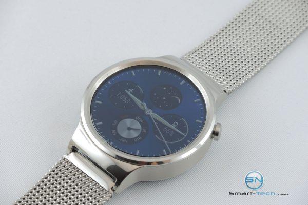 Interface - Huawei Watch - SmartTechNews