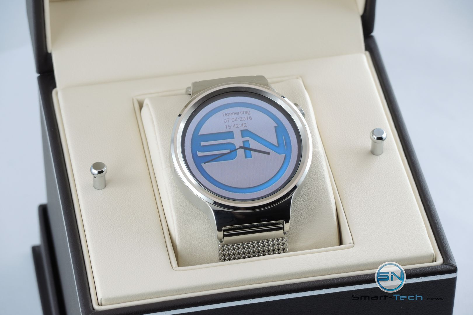Huawei Watch W1 – Design trifft Technik