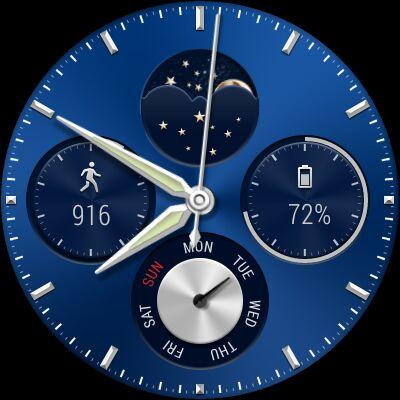 Ziffernblatt Huawei Watch - SmartTechNews