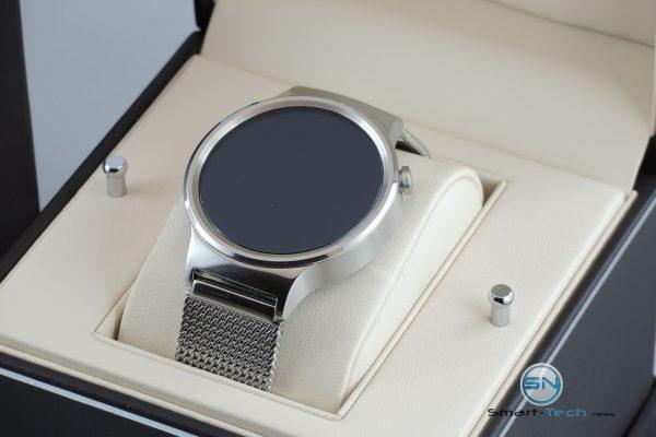 the Watch - Huawei Watch - SmartTechNews