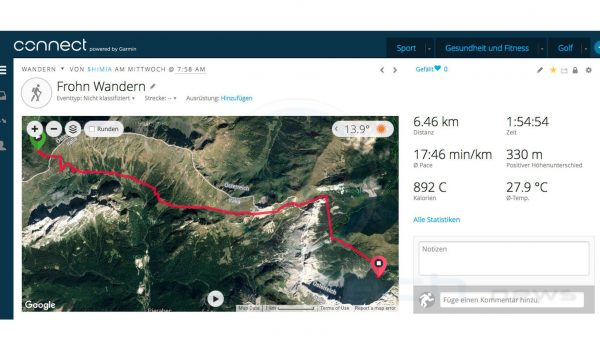 GPS Tracking - Garmin Fenix 3 HR Saphir - SmartTechNews