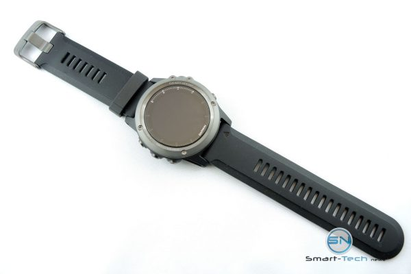Kunststoffband - Garmin fenix 3 HR Saphir - SmartTechNews