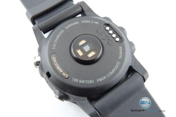 Pulsmesser - Garmin fenix 3 HR Saphir - SmartTechNews