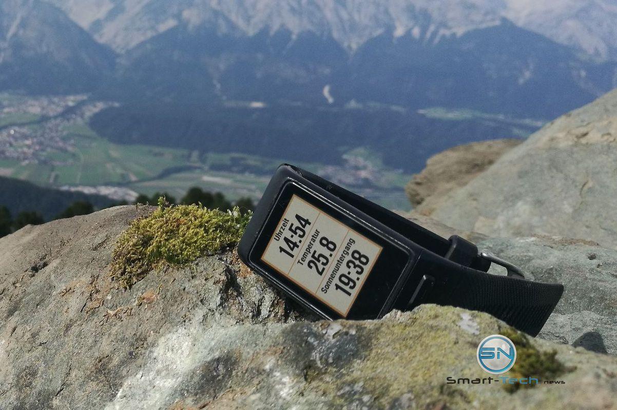 Garmin VivoActive HR Sport-GPS-Puls-Smartwatch