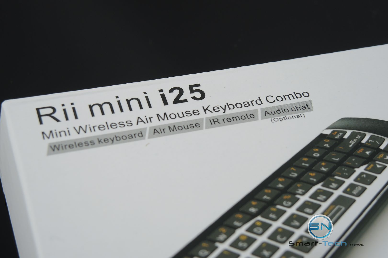 Rii mini i25 Mini Wireless Air Mouse Keyboard Combo